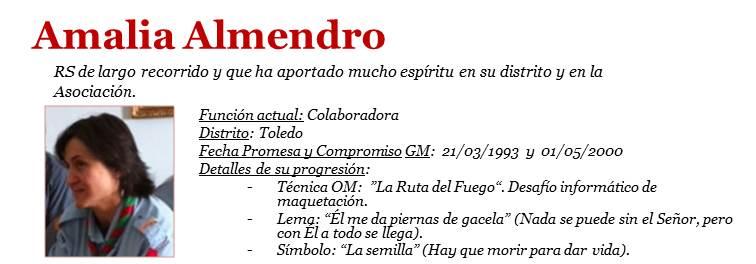 Amalia Almendro - ficha RS